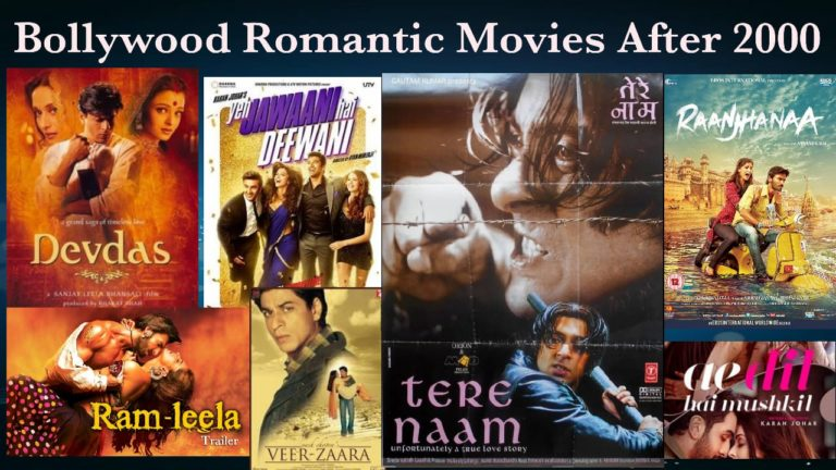 Top 20 Bollywood Romantic Movies after 2000