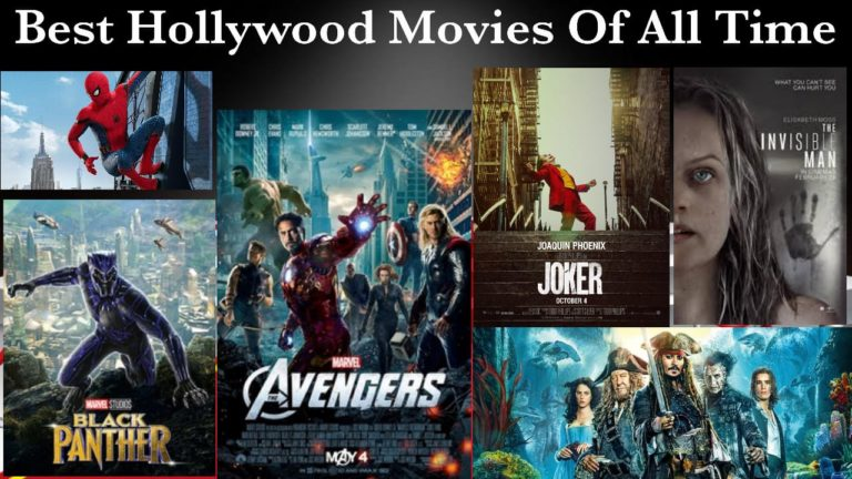 Top 5 Best Hollywood Movies of all time
