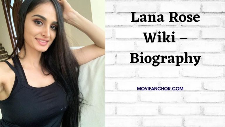 Lana Rose Wiki – Biography, Lifestyle, Height, insta, Net Worth, Income, Salary, Cars, Affairs, Awards, Family, Facts & Favorites