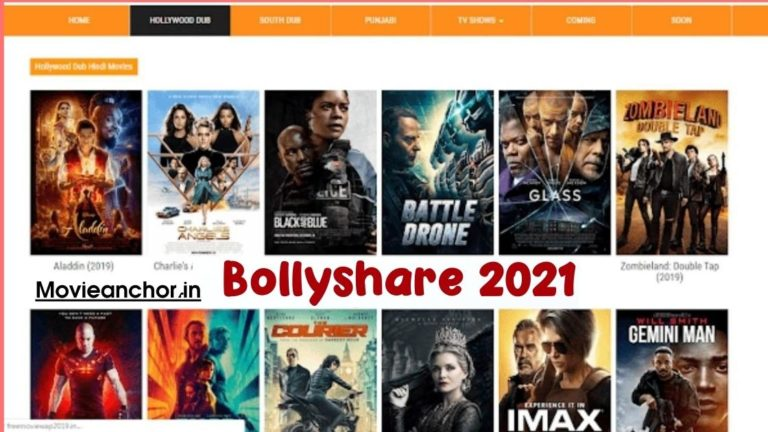 Bollyshare 2021: Bollyshare Download Bollywood Hindi HD Online Movies and Find Latest Bollyshare News
