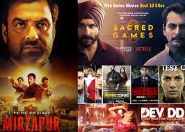 Best Web series Download Websites 2021: Scam 1992, Mirzapur 2 and many more for free