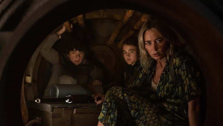 Paramount Pushes 'A Quiet Place Part II' Once Again