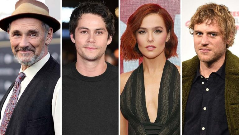 Mark Rylance, Dylan O'Brien, Zoey Deutch, Johnny Flynn Board Graham Moore's 'The Outfit'