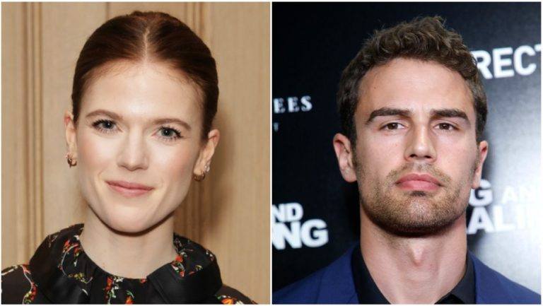 Rose Leslie and Theo James to Star in 'Time Traveler's Wife' for HBO